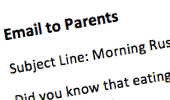 How To: Email Parents